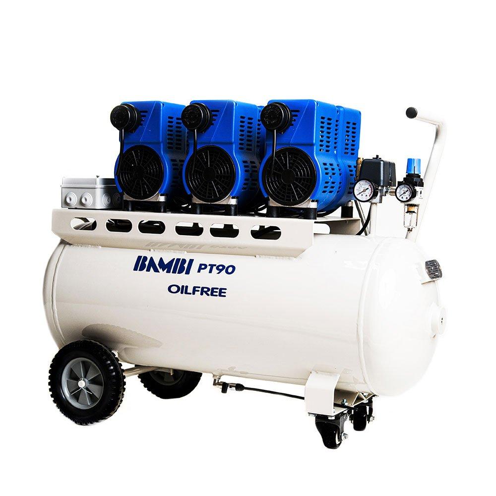 Midlands UK supplier of Bambi PT90 air compressor