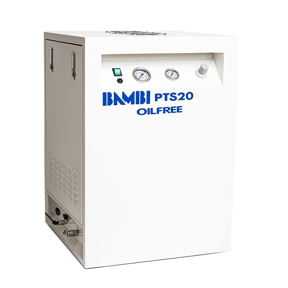 Midlands UK supplier of Bambi PTS20 air compressor