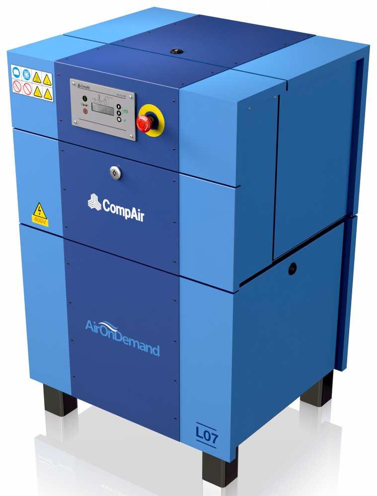 Compair l55 l140, rs rastgar air compressors.