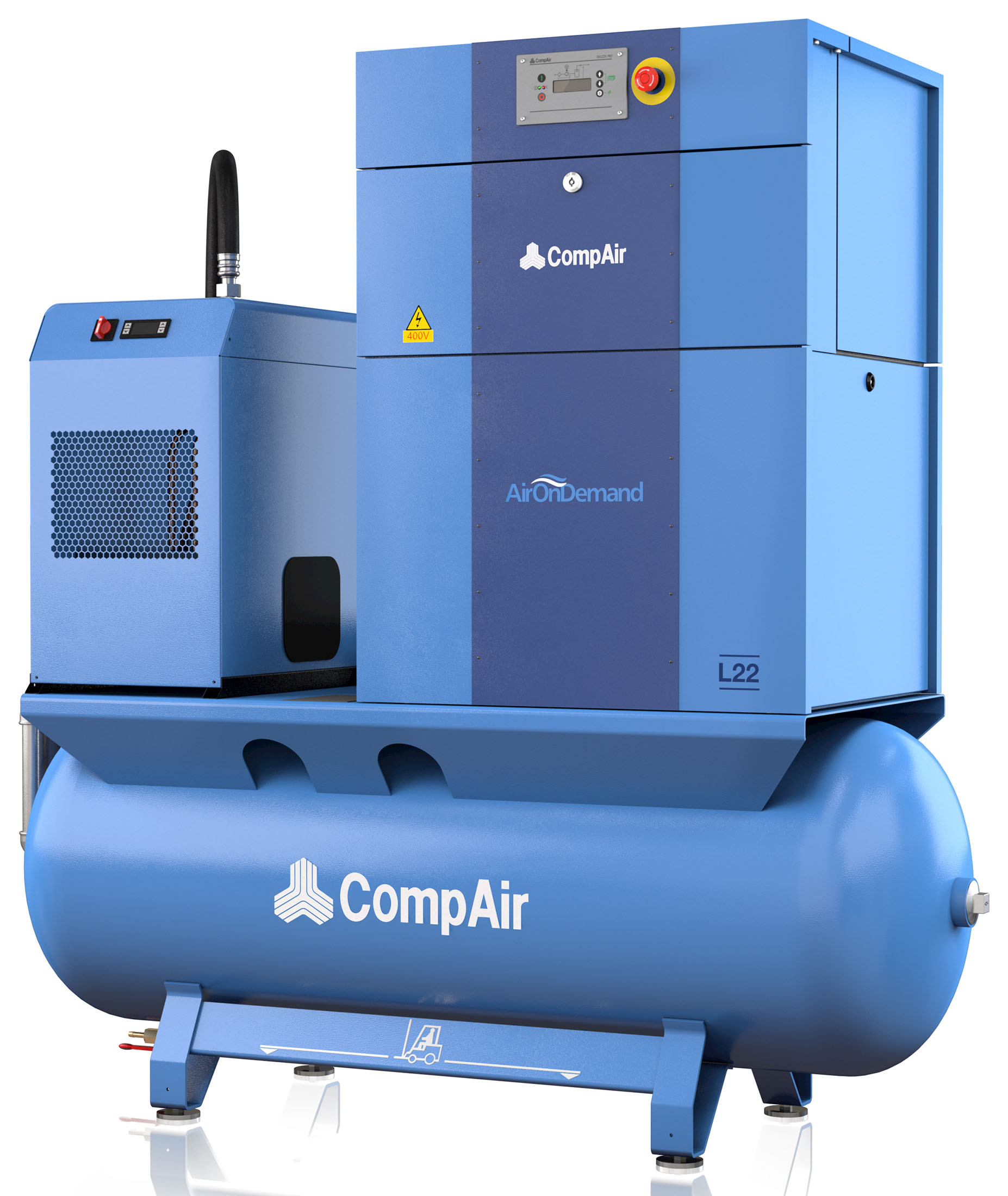 L22 Air Compressor Range | CompAir | Direct Air