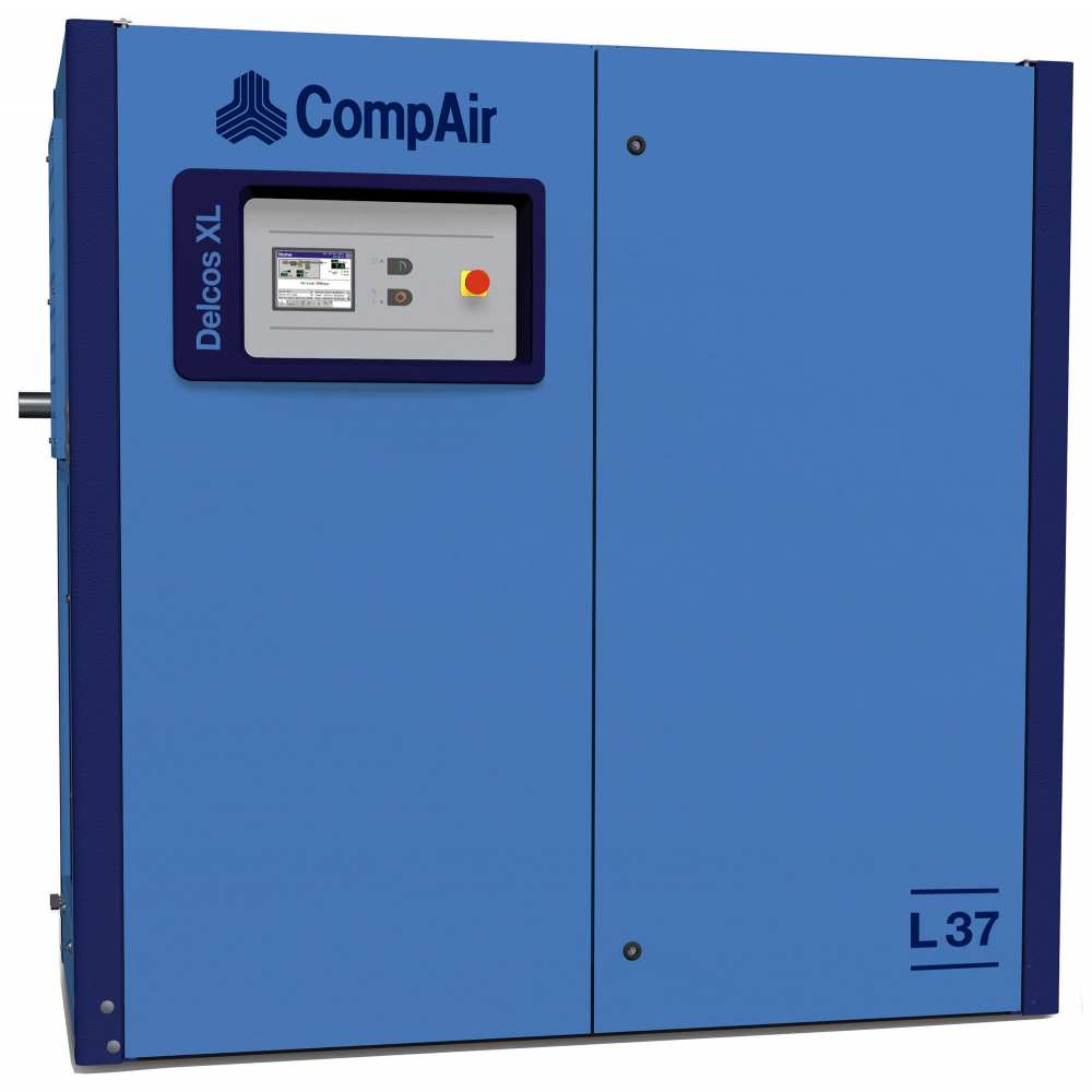 Midlands UK supplier and authorised distributor of the CompAir L37 air  compressor range