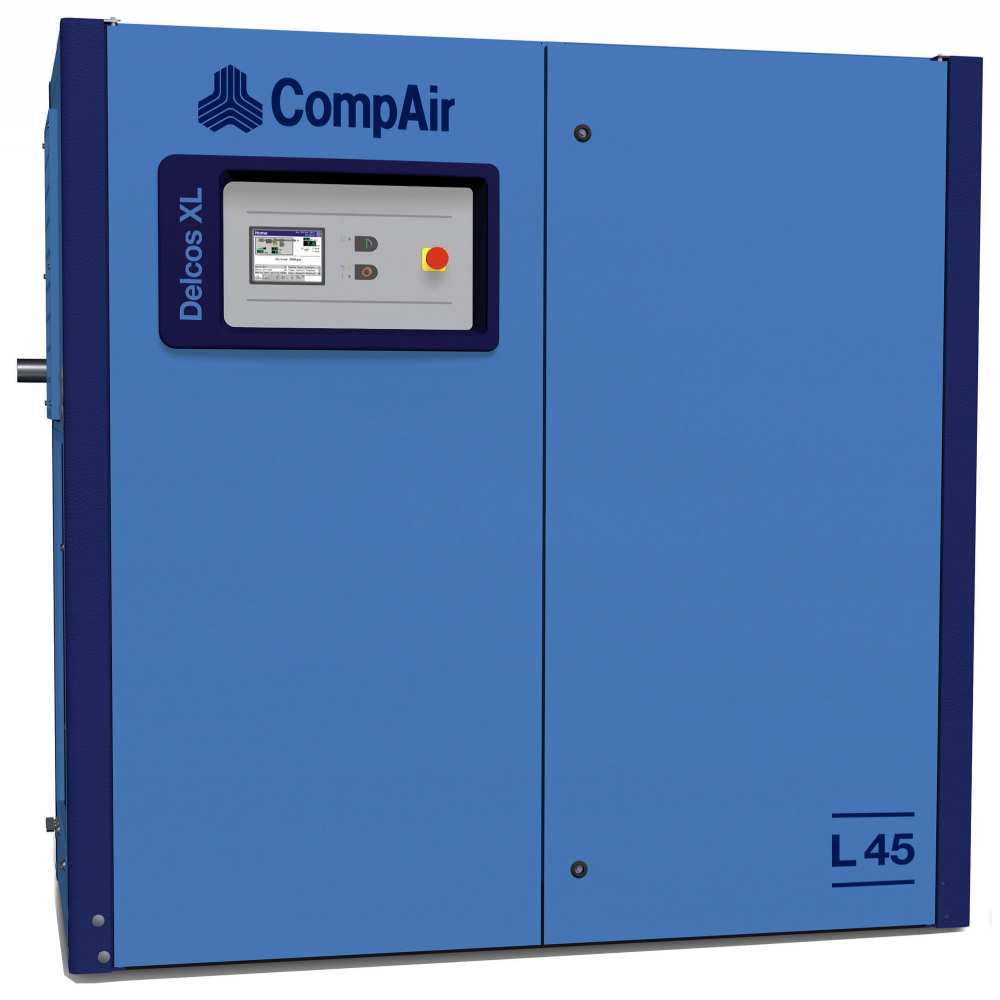 Midlands UK supplier and authorised distributor of the CompAir L45 air  compressor range