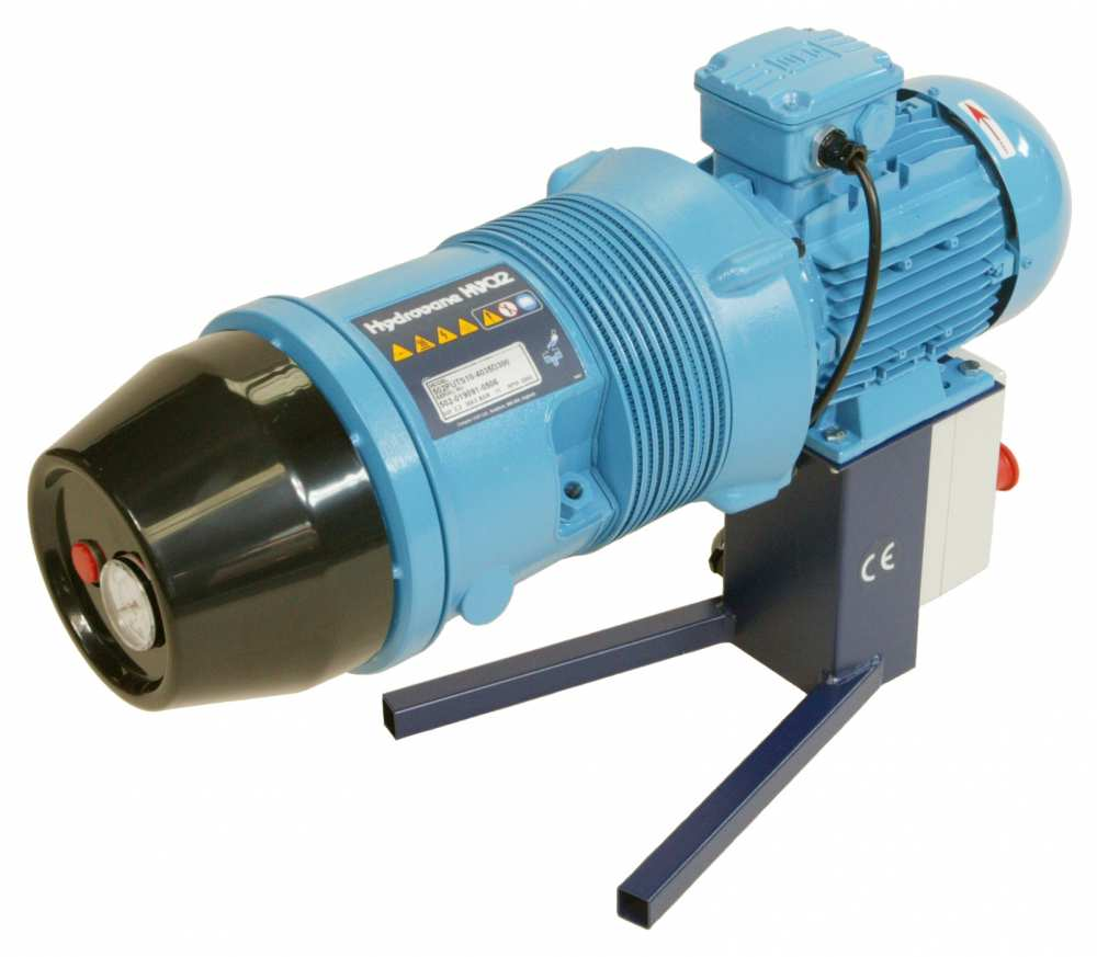 Midlands UK supplier and authorised distributor of the Hydrovane HV01 air compressor range