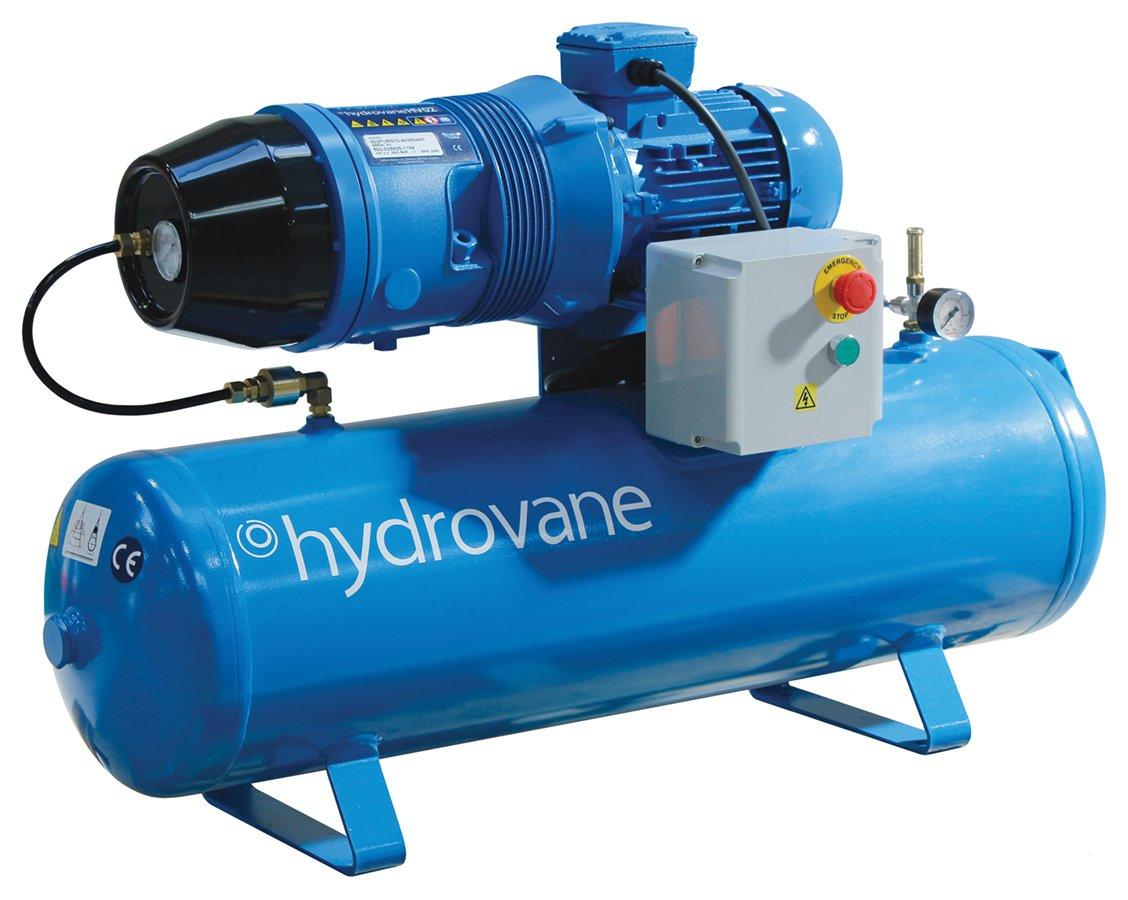 Midlands UK supplier of Hydrovane HV01RM air compressor