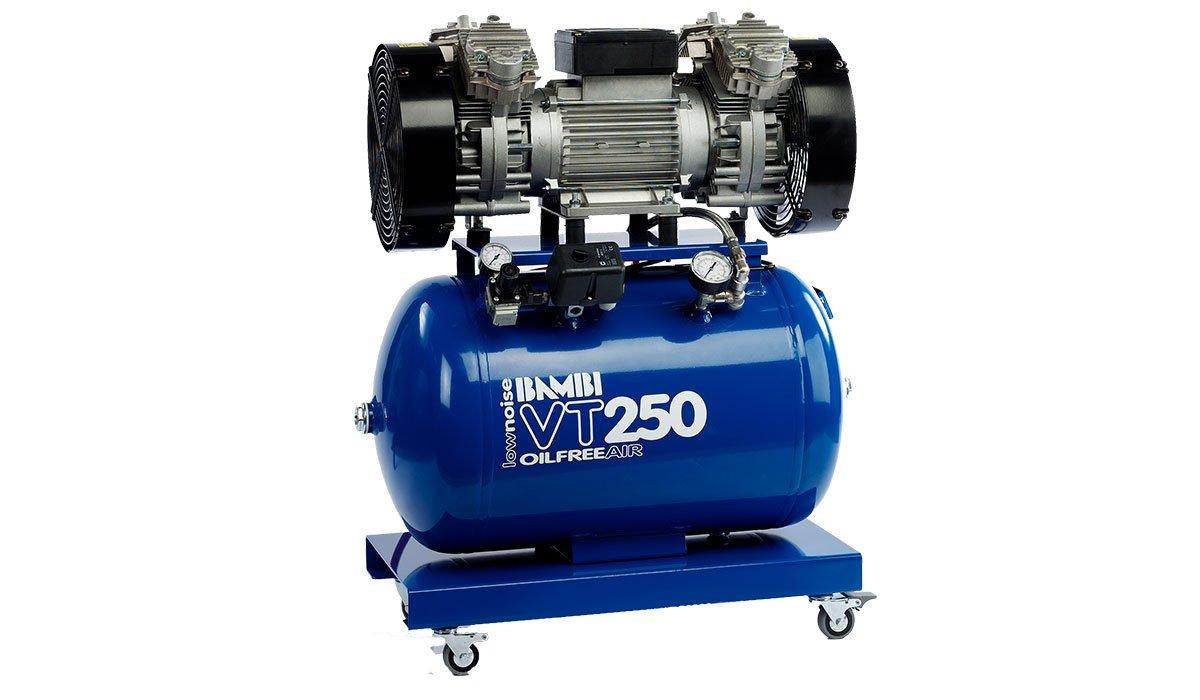 VT250 Air Compressor