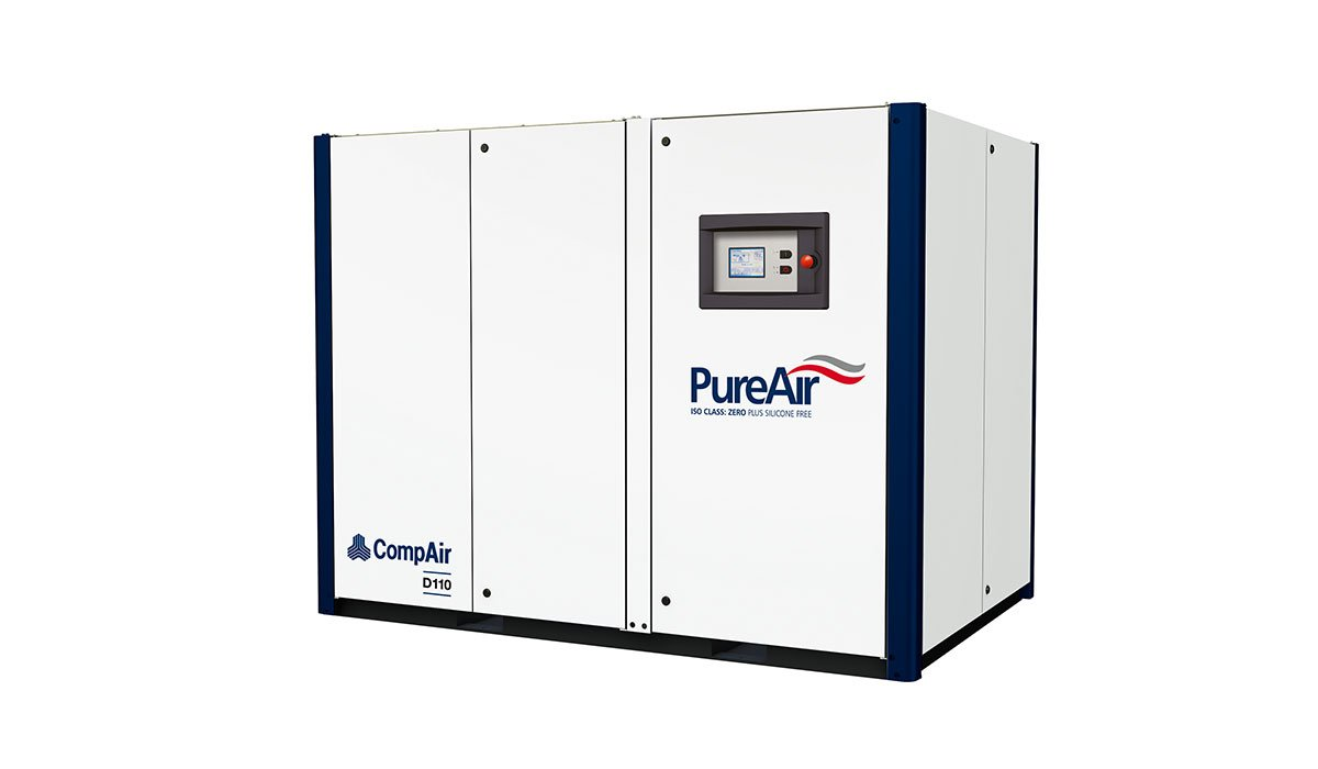 D110 Screw Compressor