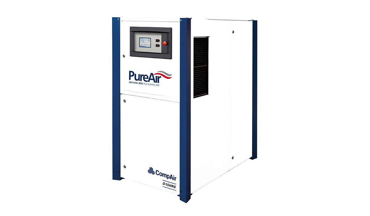 D15HRS Screw Compressor