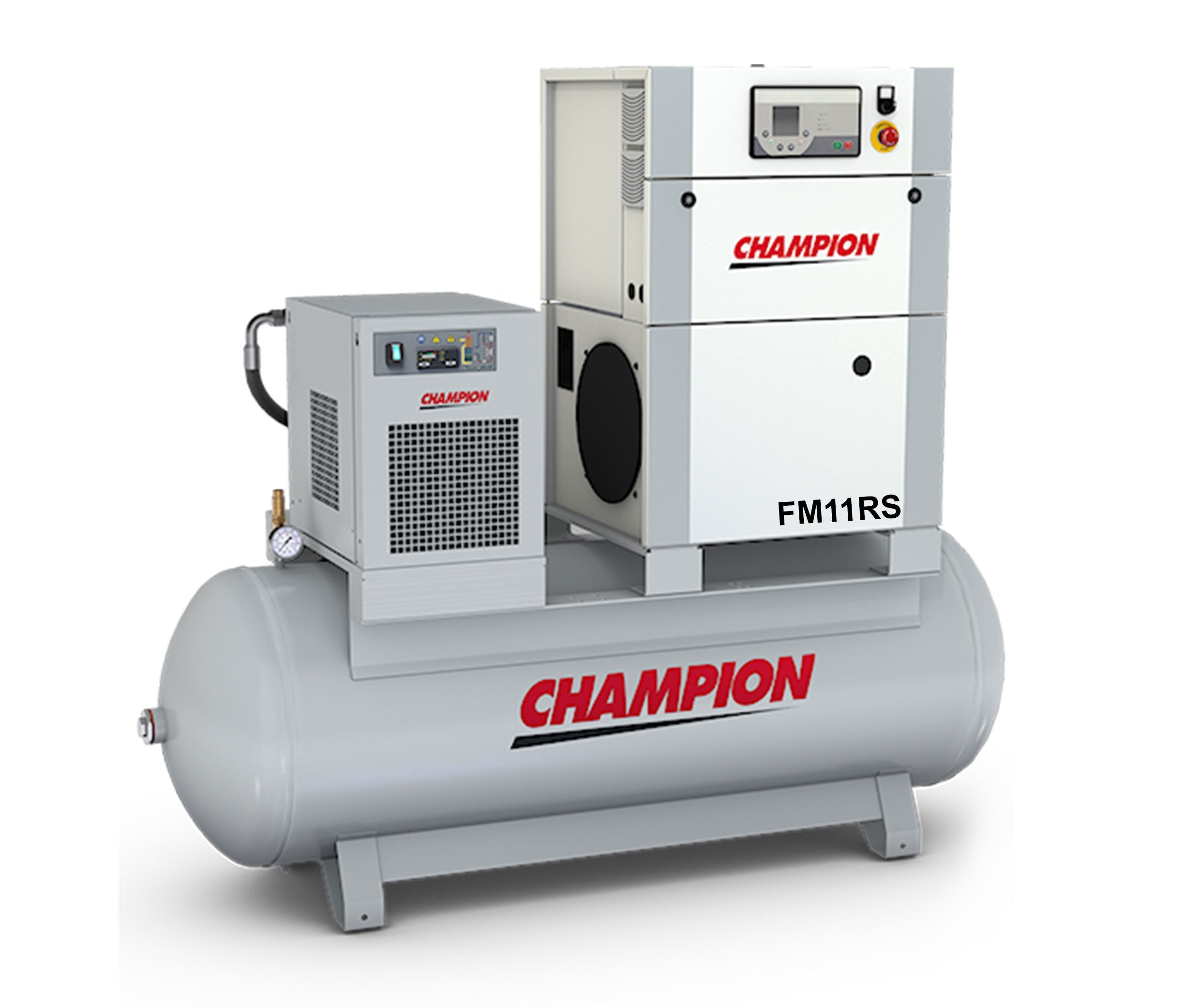 Midlands UK supplier of Champion FM11RS / CT / 270 air compressor