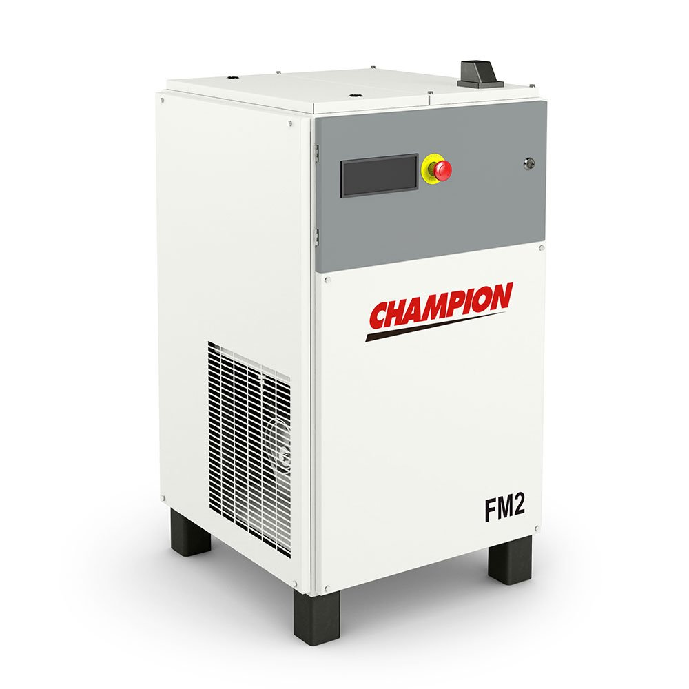 Midlands UK supplier and authorised distributor of the Champion FM2 air compressor range