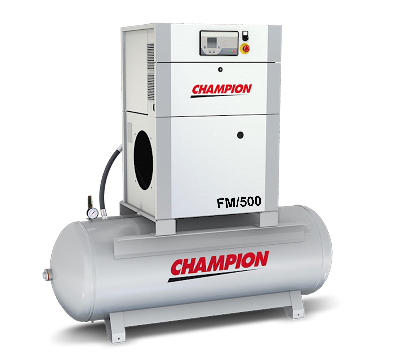 Midlands UK supplier of Champion FM22 / 500 air compressor