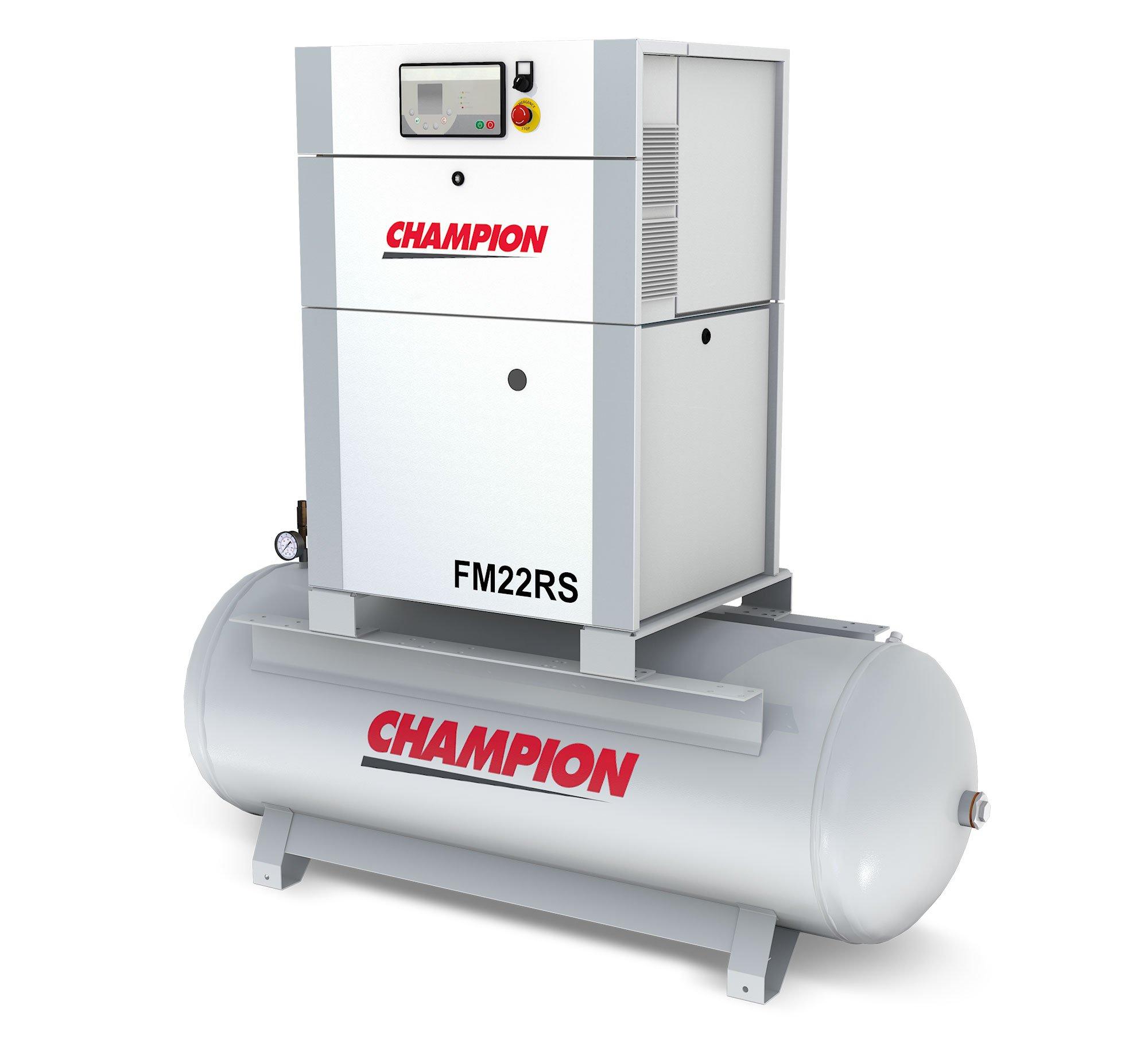 Midlands UK supplier of Champion FM22RS / 500 air compressor
