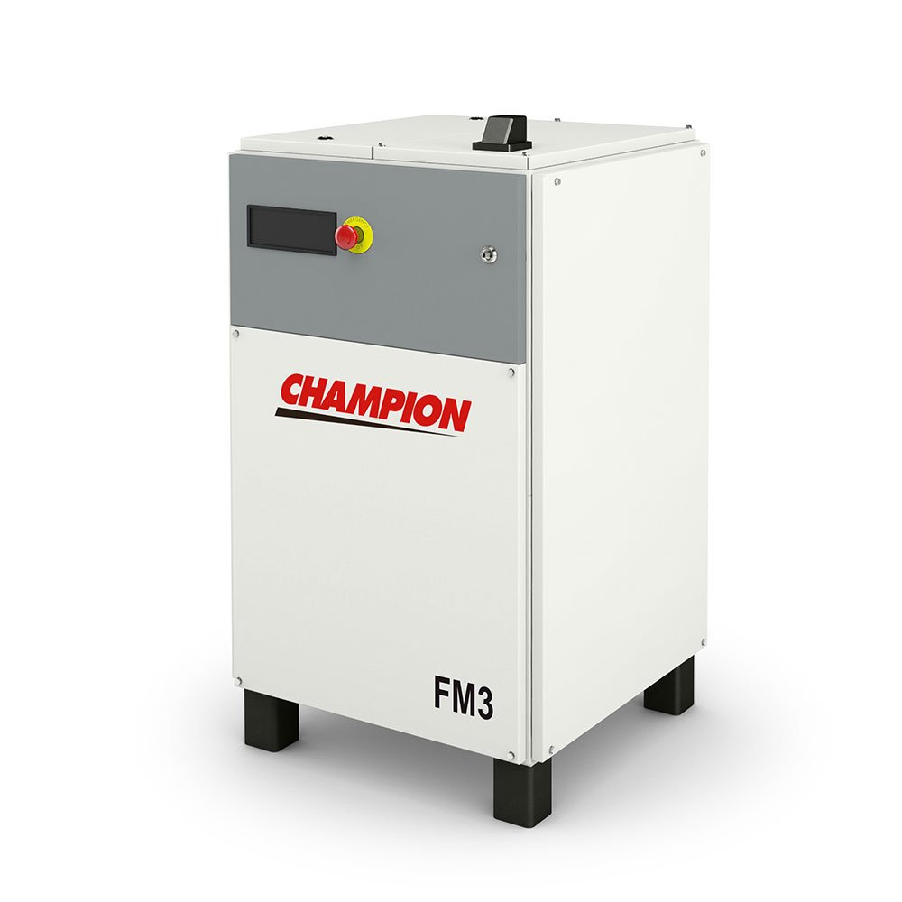 Midlands UK supplier and authorised distributor of the Champion FM3 air compressor range