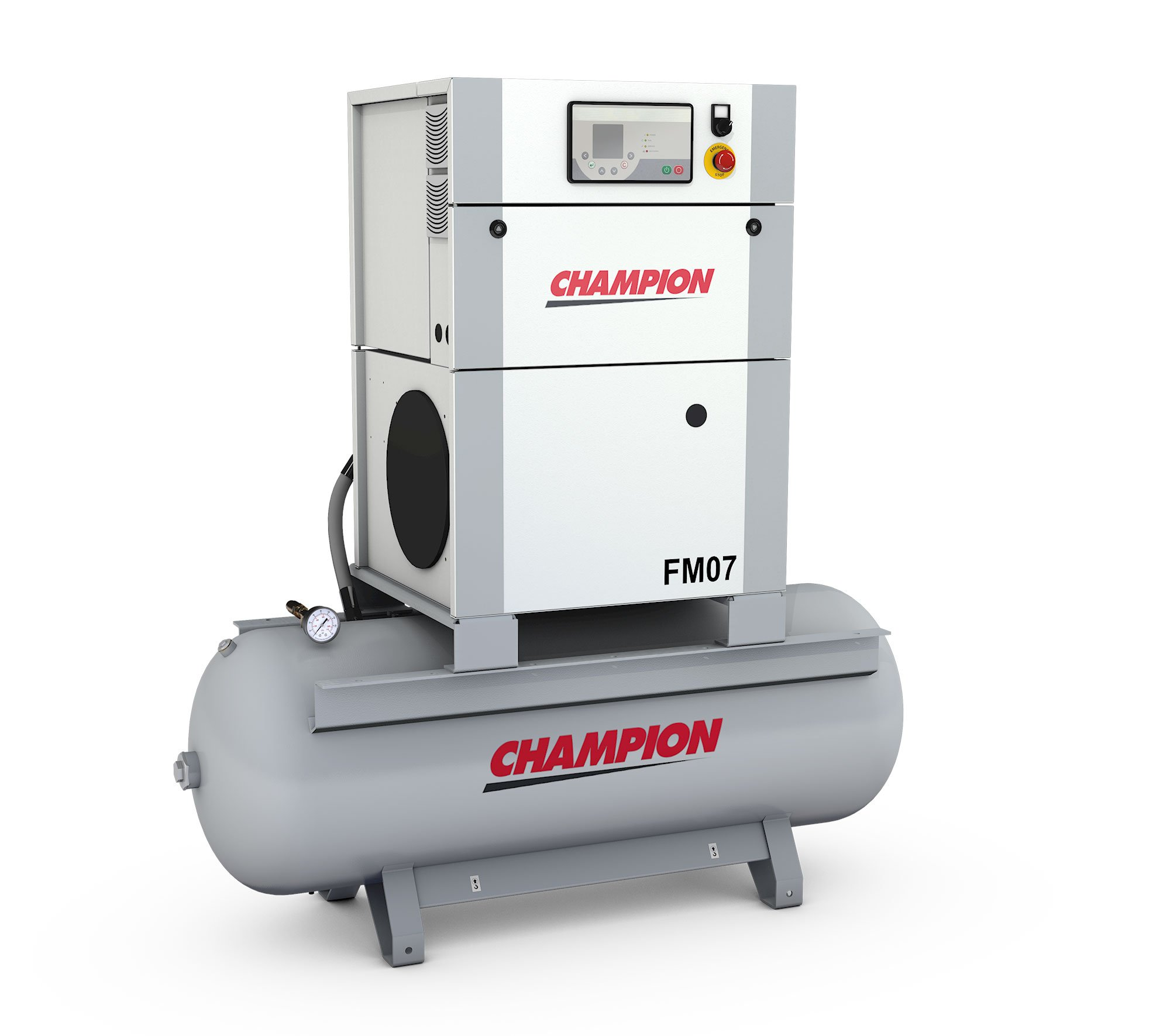 Midlands UK supplier of Champion FM7 / 270 air compressor