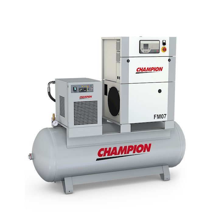 Midlands UK supplier of Champion FM7 / CT / 270 air compressor