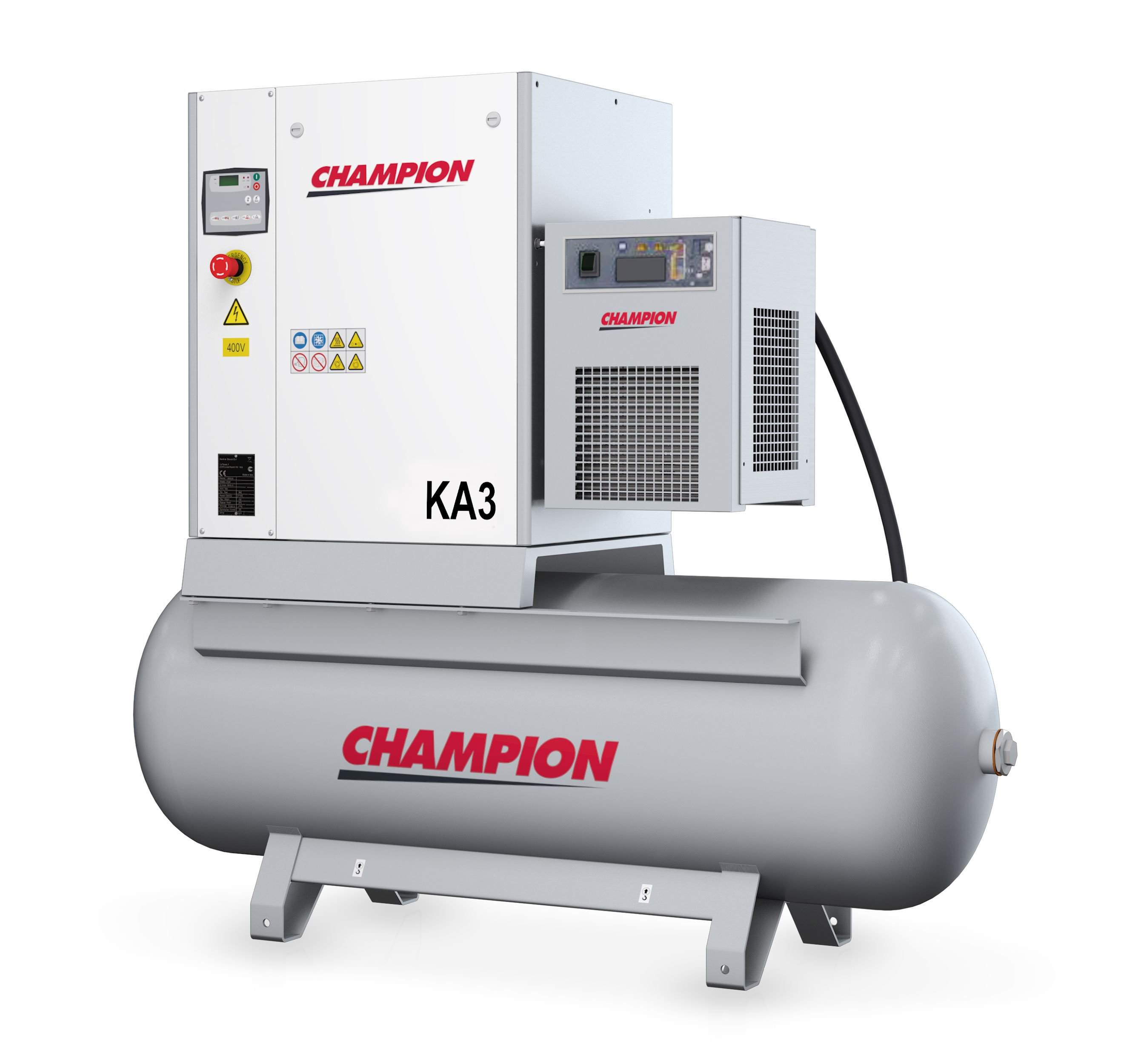 Midlands UK supplier of Champion KA 3 / CT / 270 air compressor