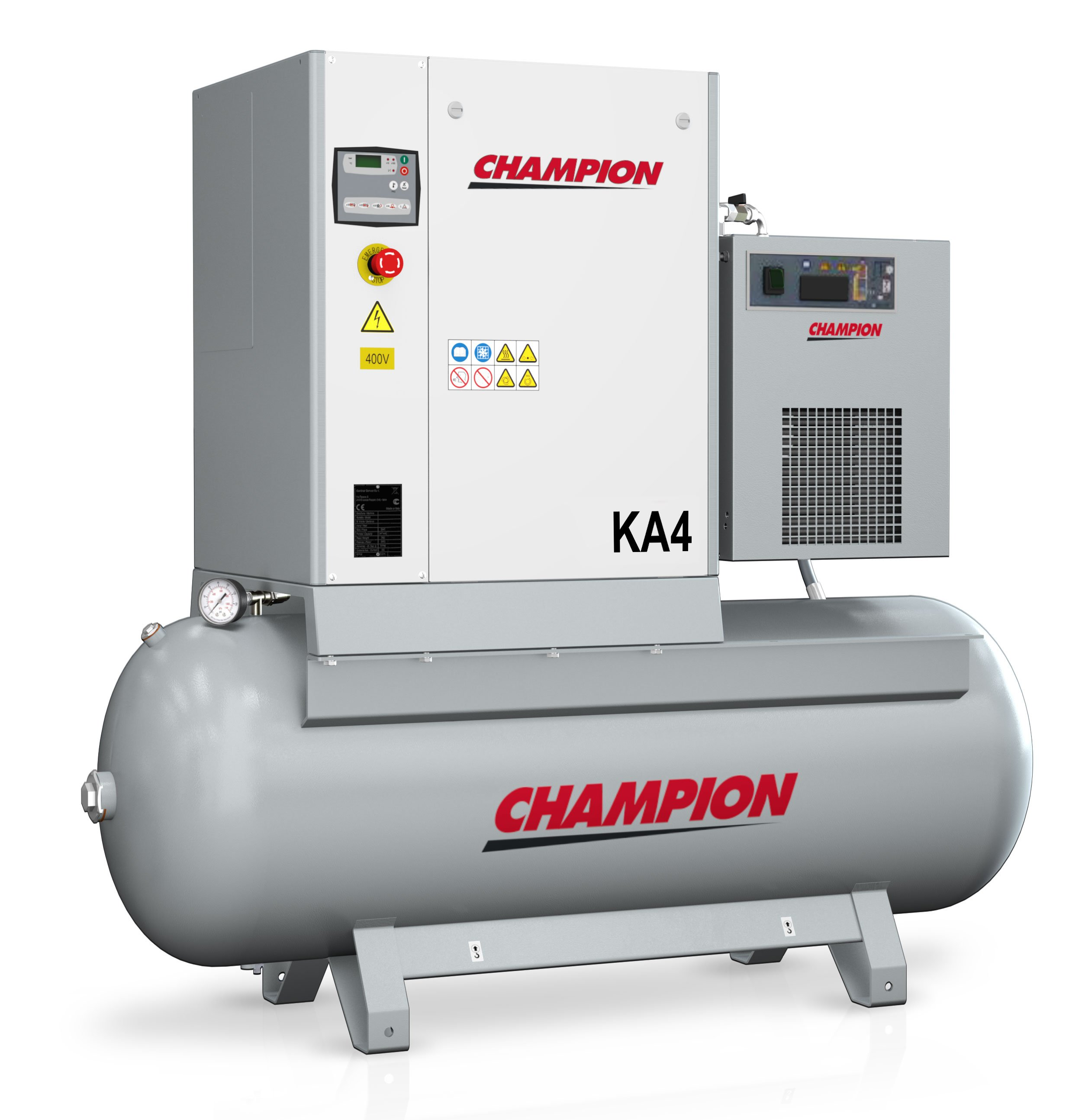Midlands UK supplier of Champion KA 4 / CT / 270 air compressor