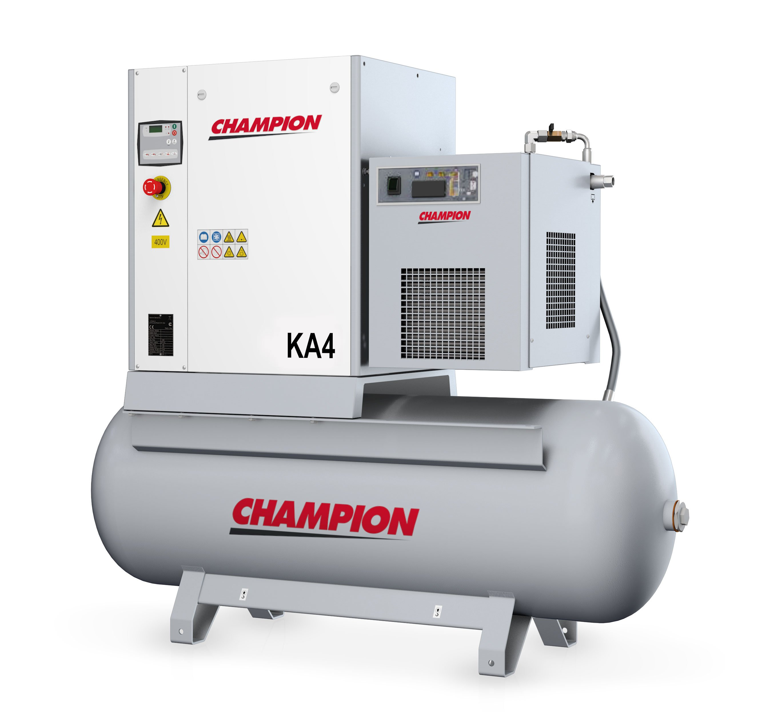 Midlands UK supplier of Champion KA 4 / CT / 500 air compressor