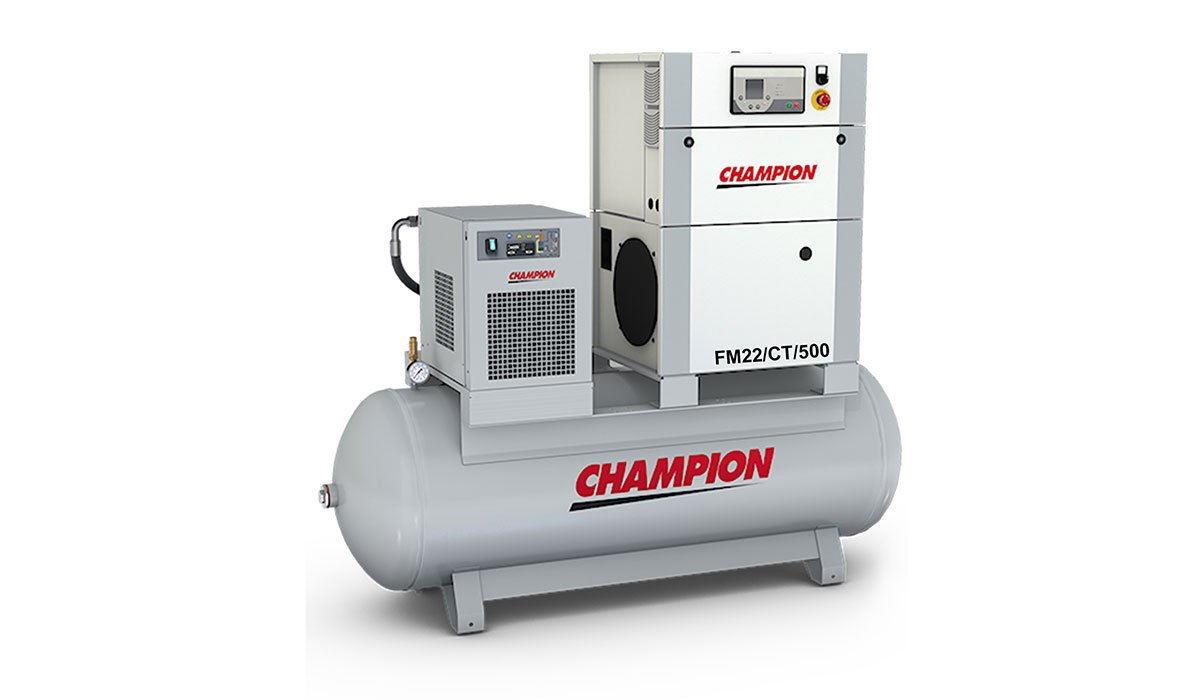 Champion FM22 / CT / 500 Compressor