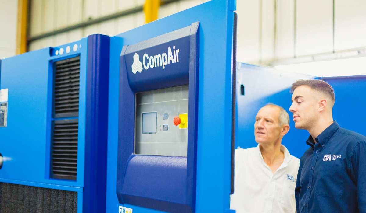 5 tips to lower compressed air costs