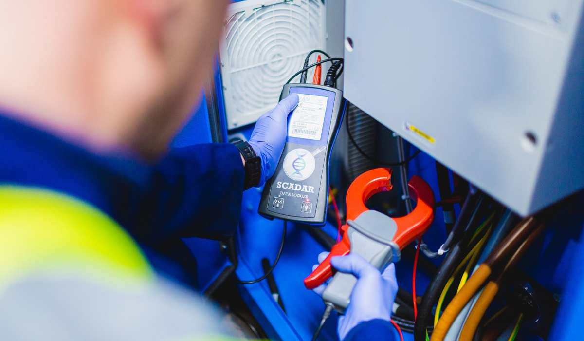 5 reasons to data log your compressed air system