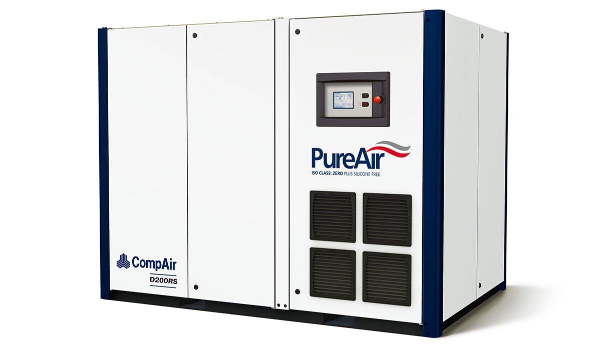 D200RS Air Compressor